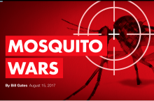 gatesnotes: mosquito wars